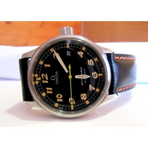 Relógio Omega Dynamic Iii St 166.0310 Automático Aço Masculi