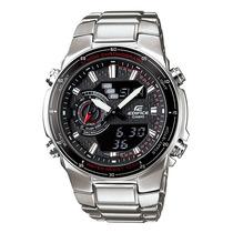 Relogio Casio Efa-131d-1a1 Ana Digi-crono Alarm-grande Pesad