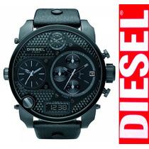 Relógio Dle-sel Cronógrafo Multi-time Dz7193 Original