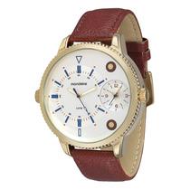 Relógio Mondaine Masculino Grande Pul. Couro 76380gpmvdh1