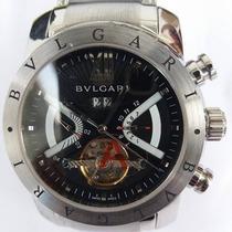 Relógio Masculino Prata Com Funfo Preto