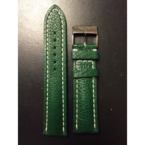 Pulseira Breitling Original Verde - Cód. 321x