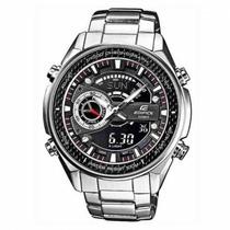 Relógio Casio Edifice Aço Efa.133d.1avdf Novo