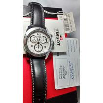 Tissot Mod: T0394171603700 V8 Chronograph White Chrono