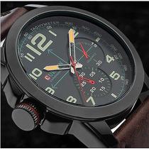 Relógio Militar Barato Esporte Luxo Curren Pronta Entrega