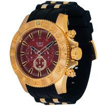 Relógio Masculino Ewc Fuel Emt15301-v