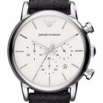 Relógio Empório Armani - Ar1810 - Caixa, Manual, Certificado