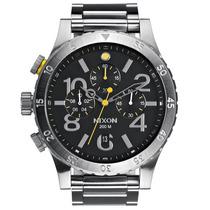 Relógio Nixon 48-20 Chrono Black