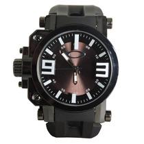 Relógio Masculino Oakley Gearbox Esporte Preto