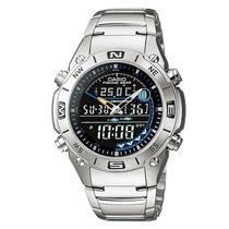Relogio Casio Amw-703d-1av Caça Pesca Termometro Em Sp