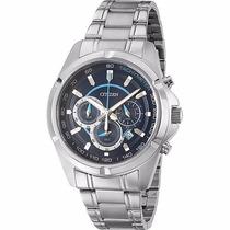 Relógio Masculino Prata Citizen Cronógrafo An8040-54/tz30660