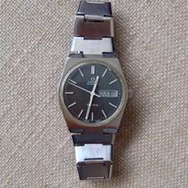 Relógio Omega Geneve Automático Antigo De Coleção