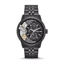 Relógio Fossil Towns Man Prata Me1136/1pn 2 Anos De Garantia