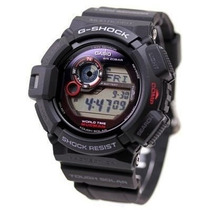 Relógio Casio G-shock Mudman G9300 1dr Bússola Termôm. Solar