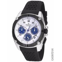 Relógio Champion Chronograph Funções - Analógico - Original
