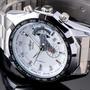Relógio Luxuoso Automático Winner C/ Data - Importação