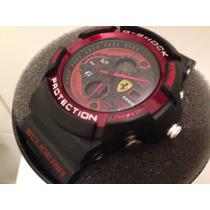 Relogio G Shock Ferrari- Top