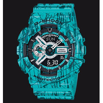 Relógio Cassio G-shock Ga-110sl-3adr