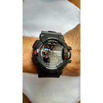 Relógio G Shock Preto/vermelho