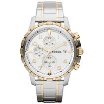 Relógio Fossil Dean Chronograph Fs4795