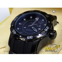 Invicta Original Pro Diver 6996 Black Ion - Grande 49 Mm