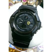 Relógio Ferrari Scuderia G-shock Analógico Digital