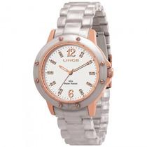 Relógio Lince Lrp4189l B2bx Feminino Analógico - Refinado