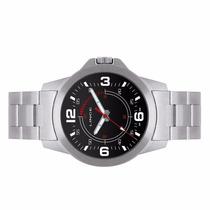 Relógio Lince Masculino Aço (orient) Mrm4039s Prova Dágua
