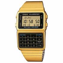 Relógio Casio Databank Vintage Modelo Dbc-611g-1df