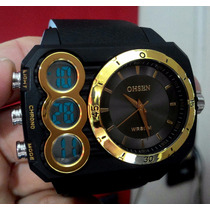 Relógio Ant Shock Modelo Invicta - Marca Ohsen A Prova Daguá