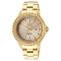 Lindo Relógio Invicta Pro Diver 15467 Banhado Ouro 18k 47mm