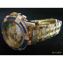 Relógio Masculino Estilo Invicta Muito Barato+frete Garantia