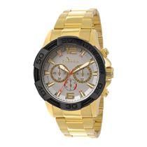 Relógio Masculino Condor Civic Covd54aa/4k - Cinza / Dour...