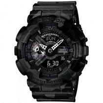 Relógio Casio Ga-110cm-1adr G-shock Camuflado - Refinado