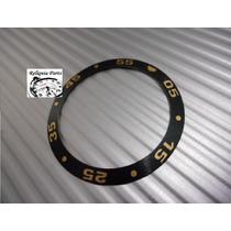 Decalque Aro Para Invicta Pro Diver 6981 6996 Série Ouro