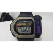 Relogio Casio Digital Scanner Temp Raro N Seiko Citizen