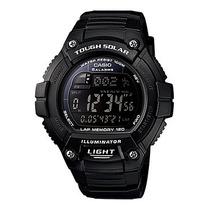 Relógio Casio W-s220 Solar Negativo 5 Alarmes 2 Timers