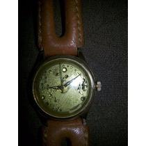 Lindo E Raro Relógio Lanco Swiss Original