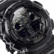 Relógio Casio G-shock Ga-100cf-1adr Resistente A Choques