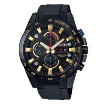 Relógio Casio Edifice Efr-540rbp Red Bull Resina Em 12x S/j