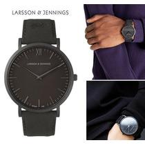 Relógio Masculino De Luxo Social Larsson Jennings Original