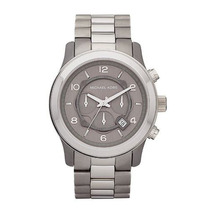 Relógio Michael Kors Mk8248 Orignal, Titanium Com Garantia