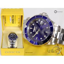 Invicta Automatico 9094 Azul Original Lindo!!! 40mm