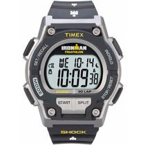 Relogio Timex T5k195wlk Ironman Crono Timer Alarm Luz Shock