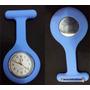 Relógio Enfermagem Kit 1 Relógio E 1 Pulseira Cor Branca