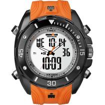 Relógio Masculino Timex T5k403 Dual-tech Analógico / Digital
