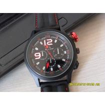 Promoção. Relógio Big Size V6 Diâmetro 52mm