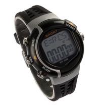 Relógio Sensor Pulsação Calorias Gastas Frequência Cardíaca