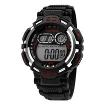 Relógio Masculino Mormaii Digital Esportivo Mo1001/8r
