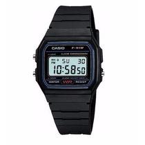 Relógio Casio Unisex F 91 Lithium Original Frete Grátis Ca05